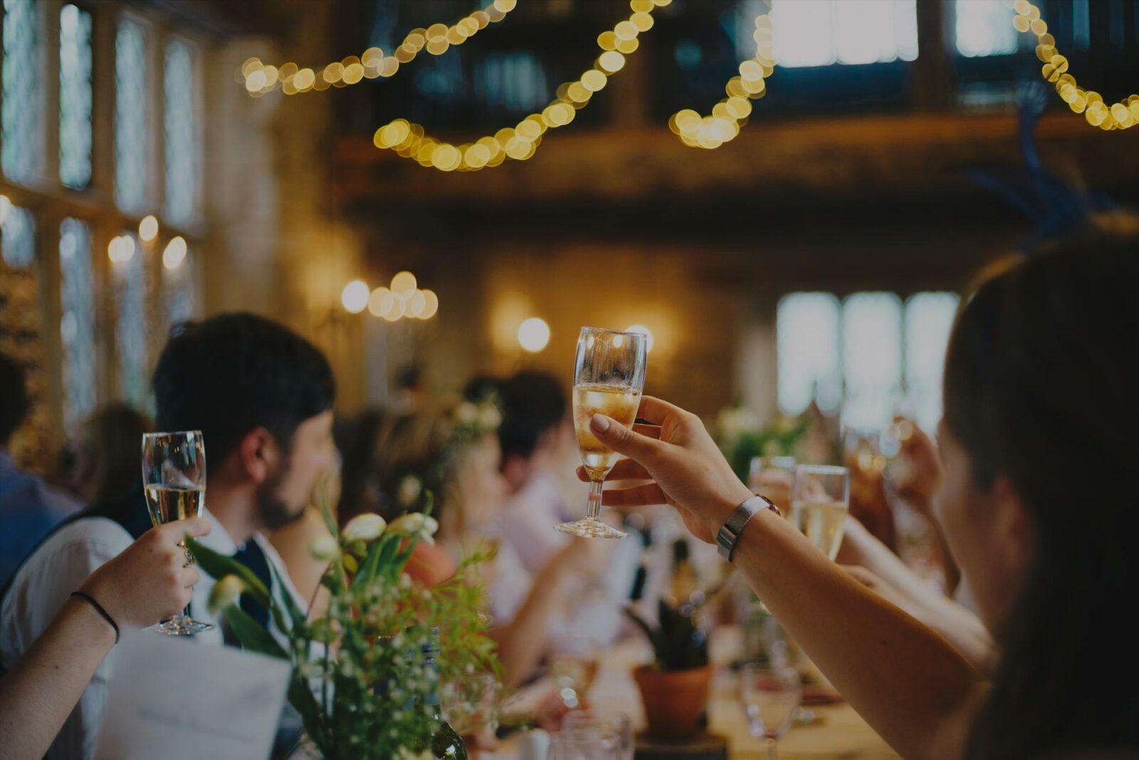 El banquete de tu boda